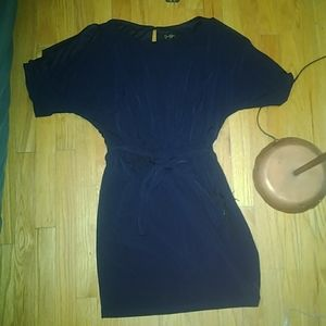 Sheek Jessica Simpson thick double lined dress